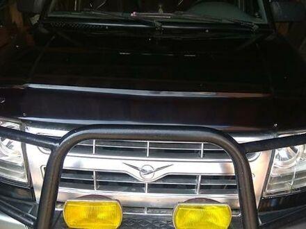 Черный УАЗ Патриот, объемом двигателя 2.7 л и пробегом 97 тыс. км за 7200 $, фото 1 на Automoto.ua