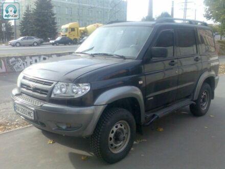 Черный УАЗ Патриот, объемом двигателя 2.7 л и пробегом 17 тыс. км за 9700 $, фото 1 на Automoto.ua