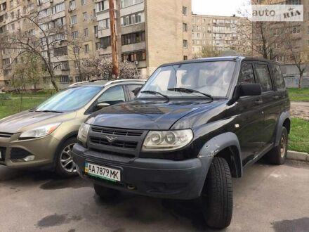 Черный УАЗ Патриот, объемом двигателя 2.7 л и пробегом 312 тыс. км за 5200 $, фото 1 на Automoto.ua