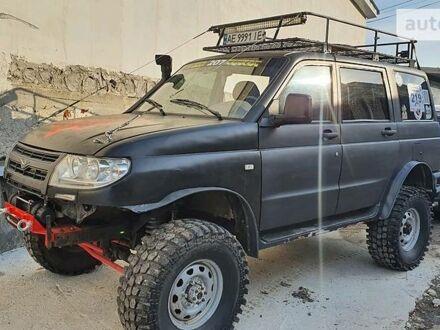 Черный УАЗ Патриот, объемом двигателя 2.7 л и пробегом 170 тыс. км за 7455 $, фото 1 на Automoto.ua