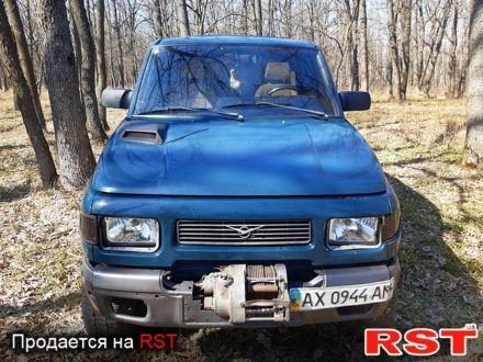 УАЗ Патриот, объемом двигателя 2.7 л и пробегом 160 тыс. км за 4890 $, фото 1 на Automoto.ua