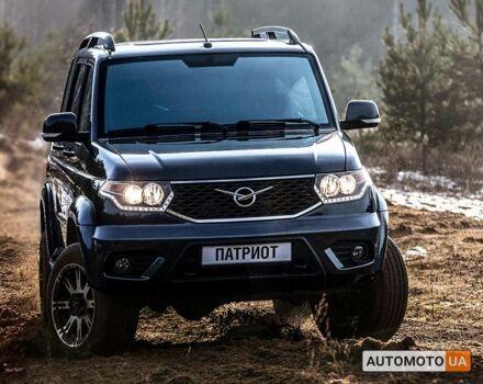 УАЗ Патриот, об'ємом двигуна 2.7 л та пробігом 0 тис. км за 26633 $, фото 1 на Automoto.ua