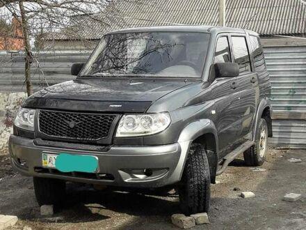 Сірий УАЗ Патриот, об'ємом двигуна 2.7 л та пробігом 119 тис. км за 3700 $, фото 1 на Automoto.ua