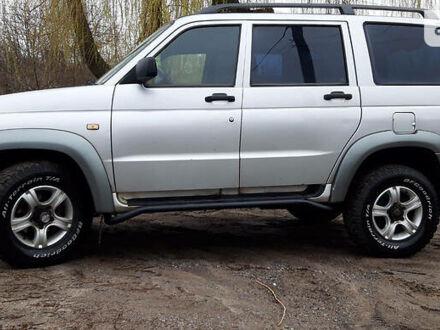 Серый УАЗ Патриот, объемом двигателя 2.7 л и пробегом 118 тыс. км за 5200 $, фото 1 на Automoto.ua