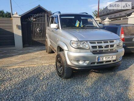 Серый УАЗ Патриот, объемом двигателя 2.7 л и пробегом 138 тыс. км за 7999 $, фото 1 на Automoto.ua
