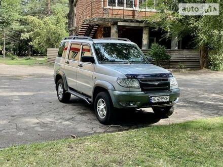 Серый УАЗ Патриот, объемом двигателя 2.7 л и пробегом 73 тыс. км за 7300 $, фото 1 на Automoto.ua