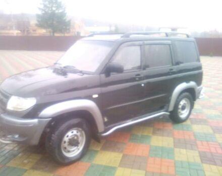Чорний УАЗ Патриот, об'ємом двигуна 2.7 л та пробігом 200 тис. км за 4700 $, фото 1 на Automoto.ua