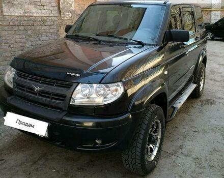Чорний УАЗ Патриот, об'ємом двигуна 2.7 л та пробігом 85 тис. км за 6500 $, фото 1 на Automoto.ua
