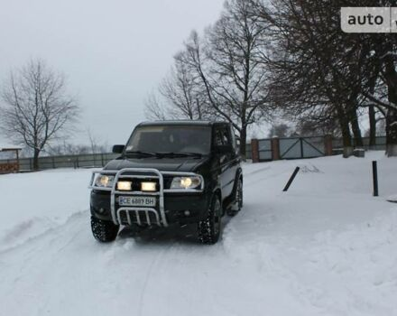 Черный УАЗ Патриот, объемом двигателя 2.7 л и пробегом 153 тыс. км за 6999 $, фото 1 на Automoto.ua