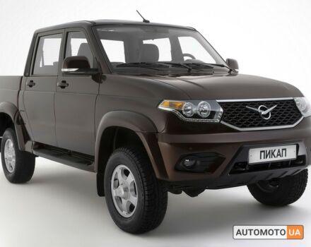 Чорний УАЗ Патриот, об'ємом двигуна 2.7 л та пробігом 0 тис. км за 23453 $, фото 1 на Automoto.ua