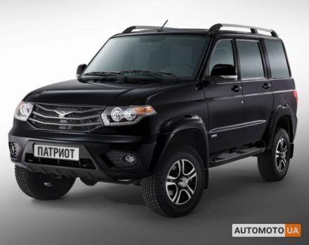 Чорний УАЗ Патриот, об'ємом двигуна 2.7 л та пробігом 0 тис. км за 23450 $, фото 1 на Automoto.ua