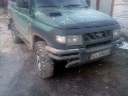 Зелений УАЗ Патриот, об'ємом двигуна 2.9 л та пробігом 10 тис. км за 3500 $, фото 1 на Automoto.ua