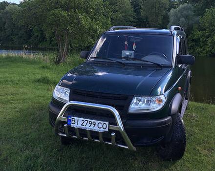 Зелений УАЗ Патриот, об'ємом двигуна 2.7 л та пробігом 170 тис. км за 4700 $, фото 1 на Automoto.ua
