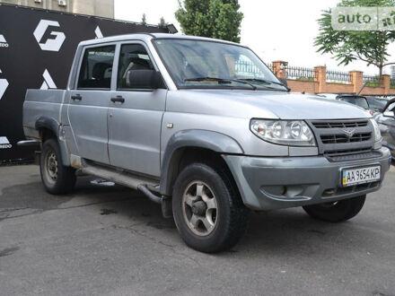 Сірий УАЗ Pickup, об'ємом двигуна 2.7 л та пробігом 147 тис. км за 6500 $, фото 1 на Automoto.ua