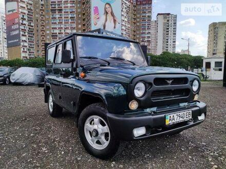 Зелений УАЗ Hunter, об'ємом двигуна 0 л та пробігом 6 тис. км за 8999 $, фото 1 на Automoto.ua