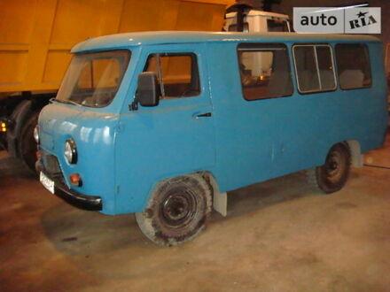 Синій УАЗ скорая помощь-пассажир., об'ємом двигуна 2.4 л та пробігом 8 тис. км за 2900 $, фото 1 на Automoto.ua