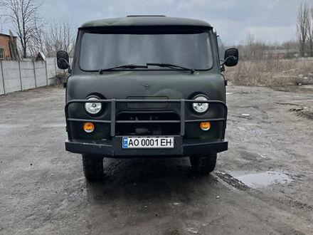 Зелений УАЗ военный, об'ємом двигуна 0 л та пробігом 95 тис. км за 11500 $, фото 1 на Automoto.ua