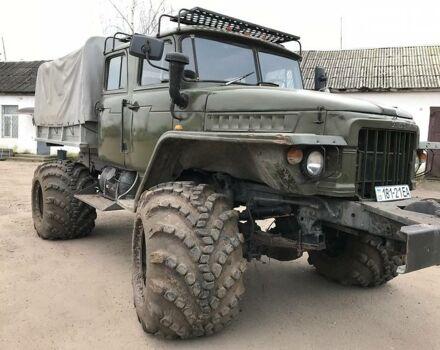 Зелений Урал Урал, об'ємом двигуна 7 л та пробігом 5 тис. км за 12800 $, фото 1 на Automoto.ua
