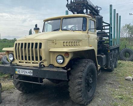 Оранжевый Урал Урал, объемом двигателя 11 л и пробегом 100 тыс. км за 22000 $, фото 1 на Automoto.ua