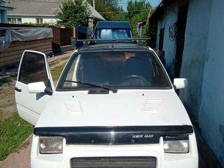 Білий ВАЗ 1111 Ока, об'ємом двигуна 0.65 л та пробігом 12 тис. км за 1791 $, фото 1 на Automoto.ua