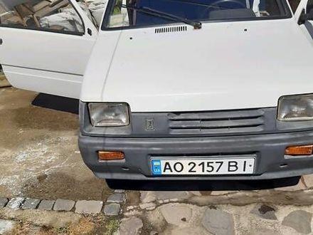 Белый ВАЗ 1111 Ока, объемом двигателя 0.65 л и пробегом 19 тыс. км за 1200 $, фото 1 на Automoto.ua