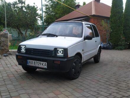 Білий ВАЗ 1111 Ока, об'ємом двигуна 0.65 л та пробігом 91 тис. км за 1300 $, фото 1 на Automoto.ua
