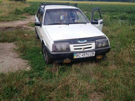 Белый ВАЗ 1111 Ока, объемом двигателя 13 л и пробегом 1 тыс. км за 2239 $, фото 1 на Automoto.ua