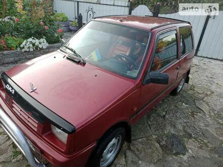 Красный ВАЗ 11113, объемом двигателя 0.74 л и пробегом 104 тыс. км за 1700 $, фото 1 на Automoto.ua
