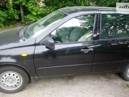 Черный ВАЗ 1117, объемом двигателя 1.4 л и пробегом 98 тыс. км за 4000 $, фото 1 на Automoto.ua