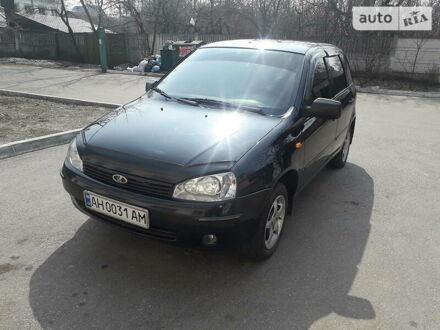 Черный ВАЗ 1117, объемом двигателя 1.6 л и пробегом 128 тыс. км за 4700 $, фото 1 на Automoto.ua