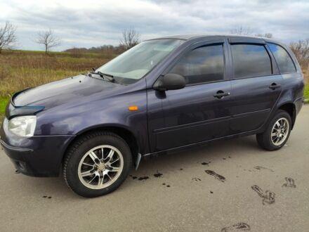 Фиолетовый ВАЗ 1117, объемом двигателя 1.6 л и пробегом 230 тыс. км за 3500 $, фото 1 на Automoto.ua