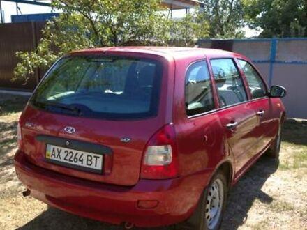 Красный ВАЗ 1117, объемом двигателя 1.4 л и пробегом 25 тыс. км за 4600 $, фото 1 на Automoto.ua