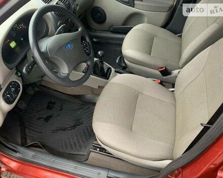 Красный ВАЗ 1117, объемом двигателя 1.6 л и пробегом 77 тыс. км за 4850 $, фото 1 на Automoto.ua