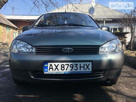 Серый ВАЗ 1117, объемом двигателя 1.4 л и пробегом 86 тыс. км за 4100 $, фото 1 на Automoto.ua