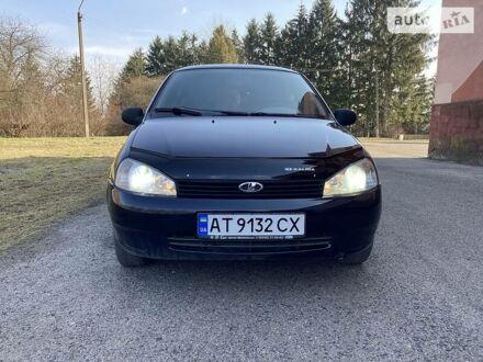 Синий ВАЗ 1117, объемом двигателя 1.6 л и пробегом 95 тыс. км за 3299 $, фото 1 на Automoto.ua