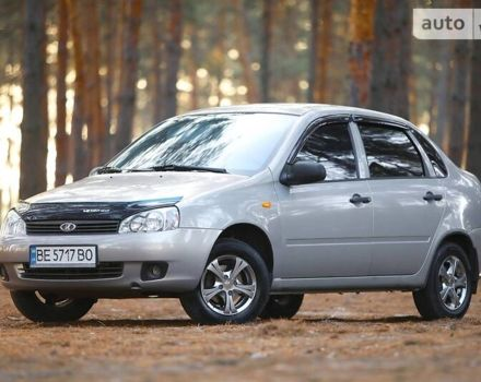 Бежевый ВАЗ 1118, объемом двигателя 1.6 л и пробегом 144 тыс. км за 3500 $, фото 1 на Automoto.ua