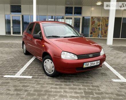 Красный ВАЗ 1118, объемом двигателя 0 л и пробегом 58 тыс. км за 3999 $, фото 1 на Automoto.ua