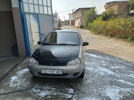Серый ВАЗ 1118, объемом двигателя 1.6 л и пробегом 154 тыс. км за 2900 $, фото 1 на Automoto.ua