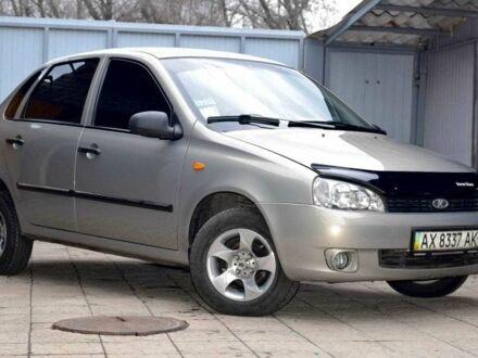 Серый ВАЗ 1118, объемом двигателя 1.6 л и пробегом 99 тыс. км за 3758 $, фото 1 на Automoto.ua