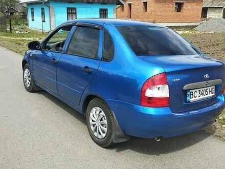 Синій ВАЗ 1118, об'ємом двигуна 1.6 л та пробігом 100 тис. км за 3100 $, фото 1 на Automoto.ua