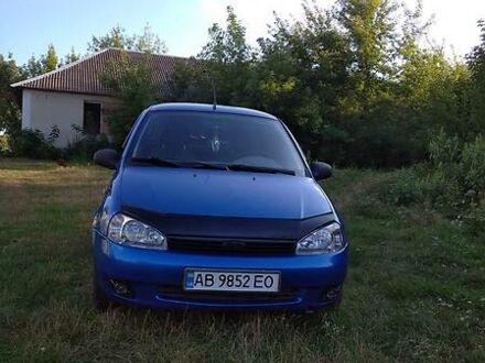 Синій ВАЗ 1118, об'ємом двигуна 1.6 л та пробігом 104 тис. км за 3150 $, фото 1 на Automoto.ua