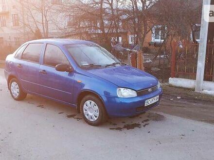 Синій ВАЗ 1118, об'ємом двигуна 1.6 л та пробігом 208 тис. км за 3500 $, фото 1 на Automoto.ua