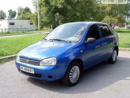 Синій ВАЗ 1118, об'ємом двигуна 1.4 л та пробігом 126 тис. км за 2800 $, фото 1 на Automoto.ua