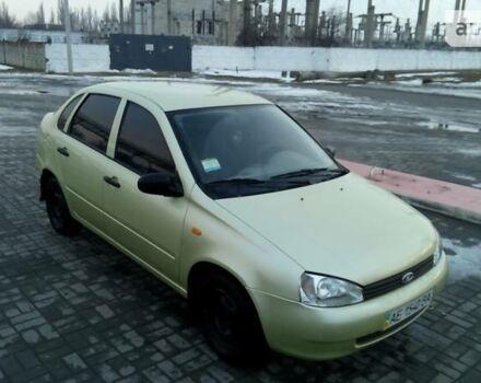 Зелений ВАЗ 1118, об'ємом двигуна 1.6 л та пробігом 150 тис. км за 3100 $, фото 1 на Automoto.ua