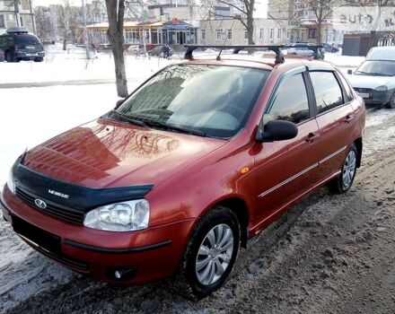 ВАЗ 1118, об'ємом двигуна 1.6 л та пробігом 95 тис. км за 3400 $, фото 1 на Automoto.ua