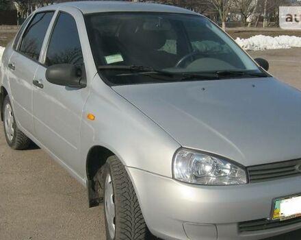 Срібний ВАЗ 1118, об'ємом двигуна 1.6 л та пробігом 62 тис. км за 4500 $, фото 1 на Automoto.ua