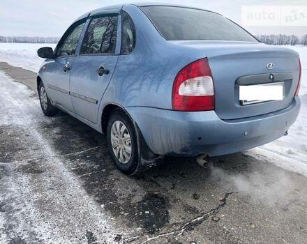 ВАЗ 1118, об'ємом двигуна 1.6 л та пробігом 170 тис. км за 3099 $, фото 1 на Automoto.ua