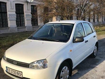 Белый ВАЗ 1119, объемом двигателя 1.4 л и пробегом 53 тыс. км за 4300 $, фото 1 на Automoto.ua