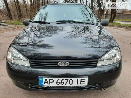 Черный ВАЗ 1119, объемом двигателя 1.4 л и пробегом 84 тыс. км за 4200 $, фото 1 на Automoto.ua