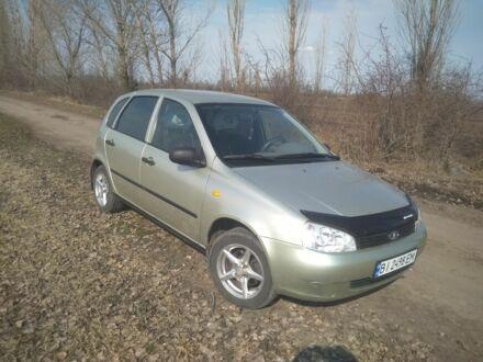 Серебряный ВАЗ 1119, объемом двигателя 1.4 л и пробегом 107 тыс. км за 3599 $, фото 1 на Automoto.ua